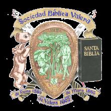 La sella de la Sociedad Bíblica Valera