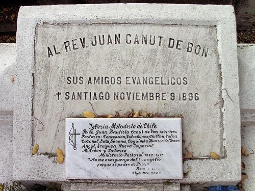 El Extraño Caso de Juan Canut de Bon – por Jeff McArdle
