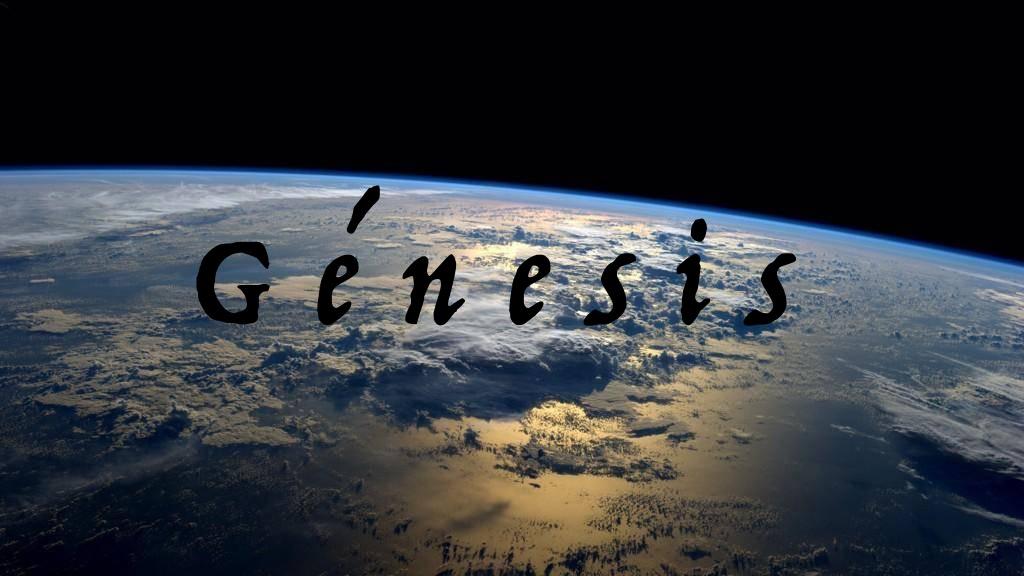 estudio bíblico de Génesis